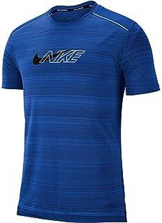 Nike Men's Dri-FIT Miler Flash NV Short-Sleeve Running Top
