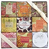 Best French Soaps - French Milled Botanical Soap Sampler Set in Nine Review