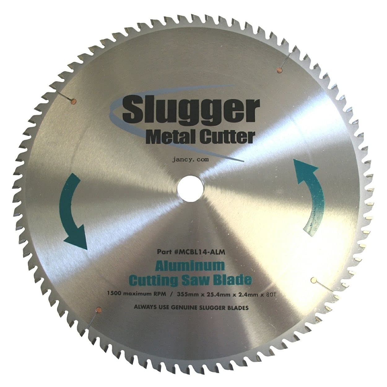Jancy Slugger by Fein - Aluminum for High order Cutting Th Excellent Mild Blade Saw