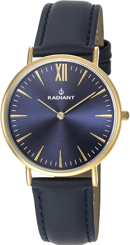 Radiant Reloj Analógico para Mujer de Cuarzo con Correa en Cuero RA377608