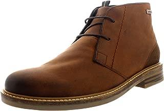 barbour readhead boots dark brown