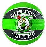 Spalding Uni Squadra NBA Boston Celtics SZ.7(83–505z) Basketball, Multicolore, 7.0...