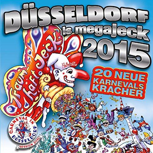 Düsseldorf Is megajeck 2015