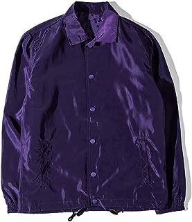 Jackets Mens Hip Hop Solid Color Thin Coats Jacket Male Fashion Casual Windbreaker Streetwear