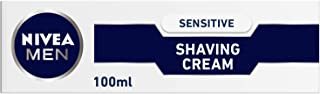 NIVEA, MEN, Shaving Cream, Sensitive, 100ml