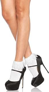 Women's Venice Lace Top Anklet Socks