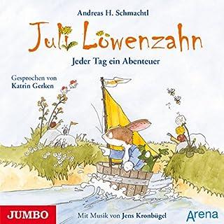Jeder Tag ein Abenteuer     Juli Löwenzahn 1 & 2              Autor:                                                                                                                                 Andreas H. Schmachtl                               Sprecher:                                                                                                                                 Katrin Gerken                      Spieldauer: 1 Std. und 48 Min.     1 Bewertung     Gesamt 5,0