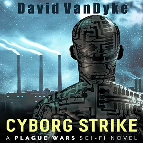Cyborg Strike audiobook cover art