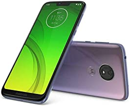 "Motorola Moto G7 Power (64GB + 64GB MicroSD) Dual SIM 6.2"" (GSM Only) Factory Unlocked Smartphone - US & Global 4G LTE Int..."