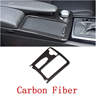Color : Black W204 Car Center Console Porte-gobelet deau Insert Diviseur Conseil for Mercedes Benz C for E Classe GLK W204 S204 W212 S212 C207 X204