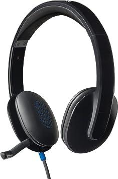 Logitech High-Performance USB Headset H540