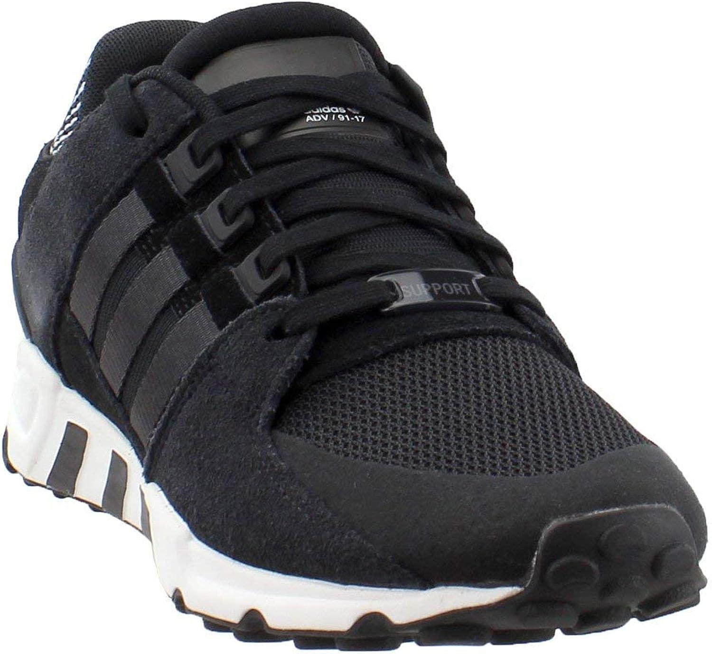 Adidas Originals Män's EQT Support RF svart  Carbon  vit 11.5 D USA