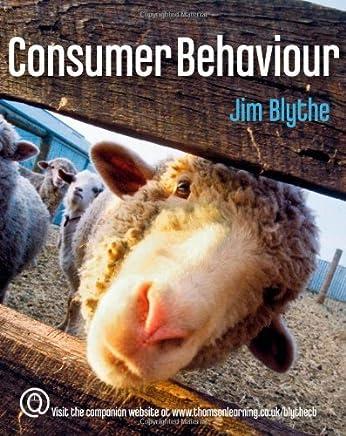 Consumer Behaviour by Jim Blythe(2007-11-20)