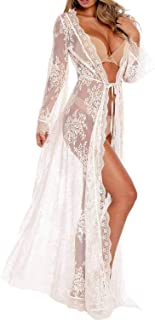 Best white lace maxi cardigan Reviews