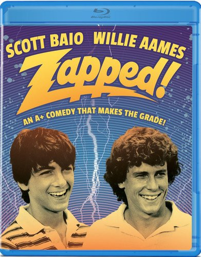 Zapped [Blu-ray]