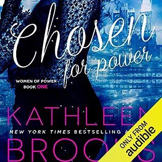 Chosen for Power audiobook cover art