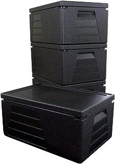 4 x Termo profesional, contenedor isotérmico, recipiente t