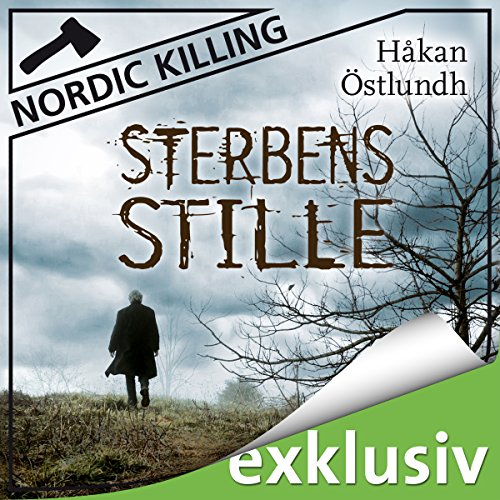 Sterbensstille audiobook cover art