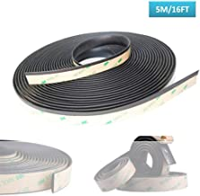 """EPDM Closed Cell Foam Tubing and the Home Trim-Lok Rubber Tubing Seal Boats RVs Ideal Door and Window Weather Seal for Cars .276/"""" Outside Diameter.206/"""" Inside Diameter Trucks 25/' Length"""