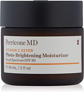 Perricone MD Vitamin C Ester Photo Brightening Moisturizer Broad Spectrum SPF 30 2 Oz