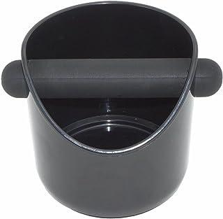 moumoujpABS製 エスプレッソ ノックボックス コーヒー用品 コーヒーマシン用 ブラック(A) A