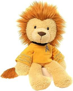 GUND Star Trek Captain Kirk Lion Stuffed Animal Plush, 13.5
