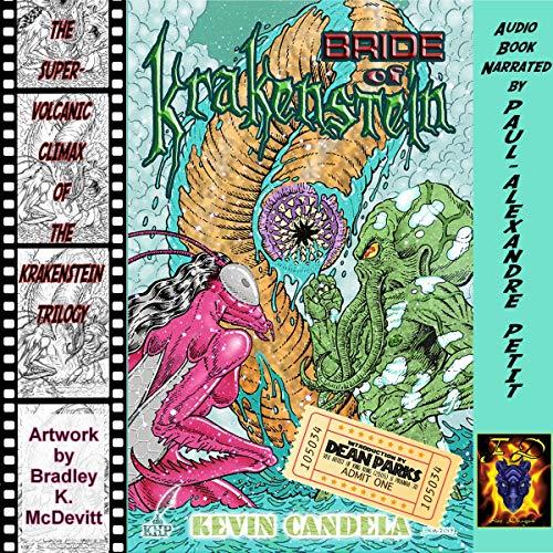 Bride of Krakenstein cover art