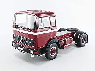Coche en Miniatura Color Gris y Rojo ROAD KINGS RK180023SR