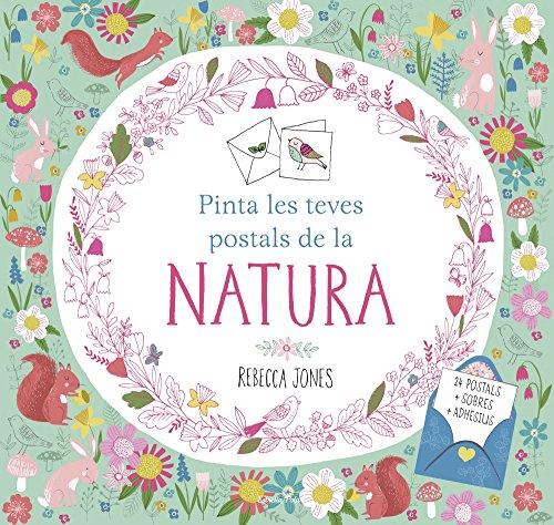 Pinta les teves postals de la natura (Llibres d'entreteniment)