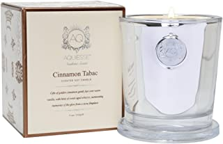 Aquiesse Holiday Candle - Cinnamon Tabac - 11oz