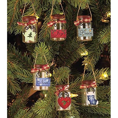 Country Christmas Decorations.Country Christmas Ornament Amazon Com