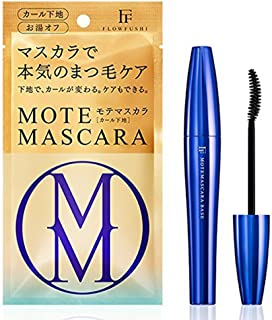Flowfushi Mote Mascara Mascara Repair Base Blue (Curl Base)