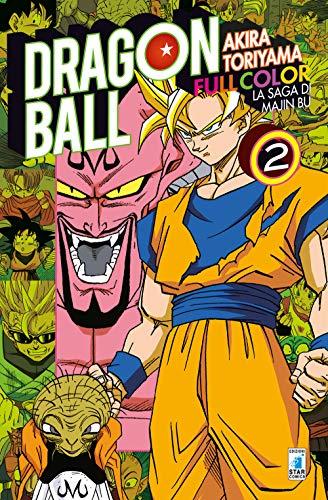 La saga di Majin Bu. Dragon ball full color (Vol. 2)