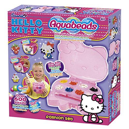 Aquabeads 79458 Hello Kitty Motivset Bastelset für Mädchen
