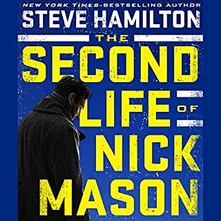 The Second Life of Nick Mason audiobook cover art