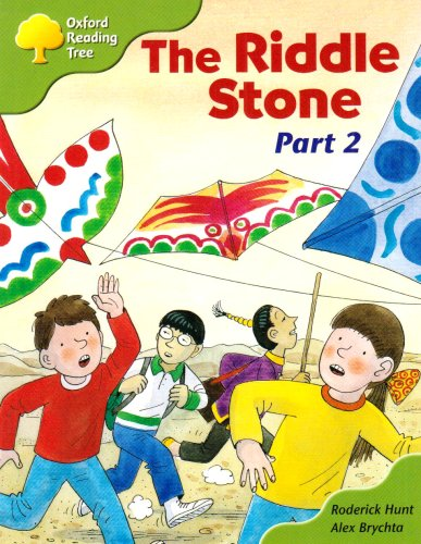 Oxford Reading Tree: Stage 7: More Storybooks C: the Riddle Stone Part 1: Part 2の詳細を見る