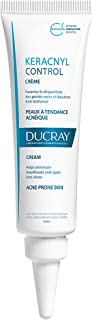 Ducray Keracnyl Cream For Whitening And Black Heads 30 ml, Pack of 1
