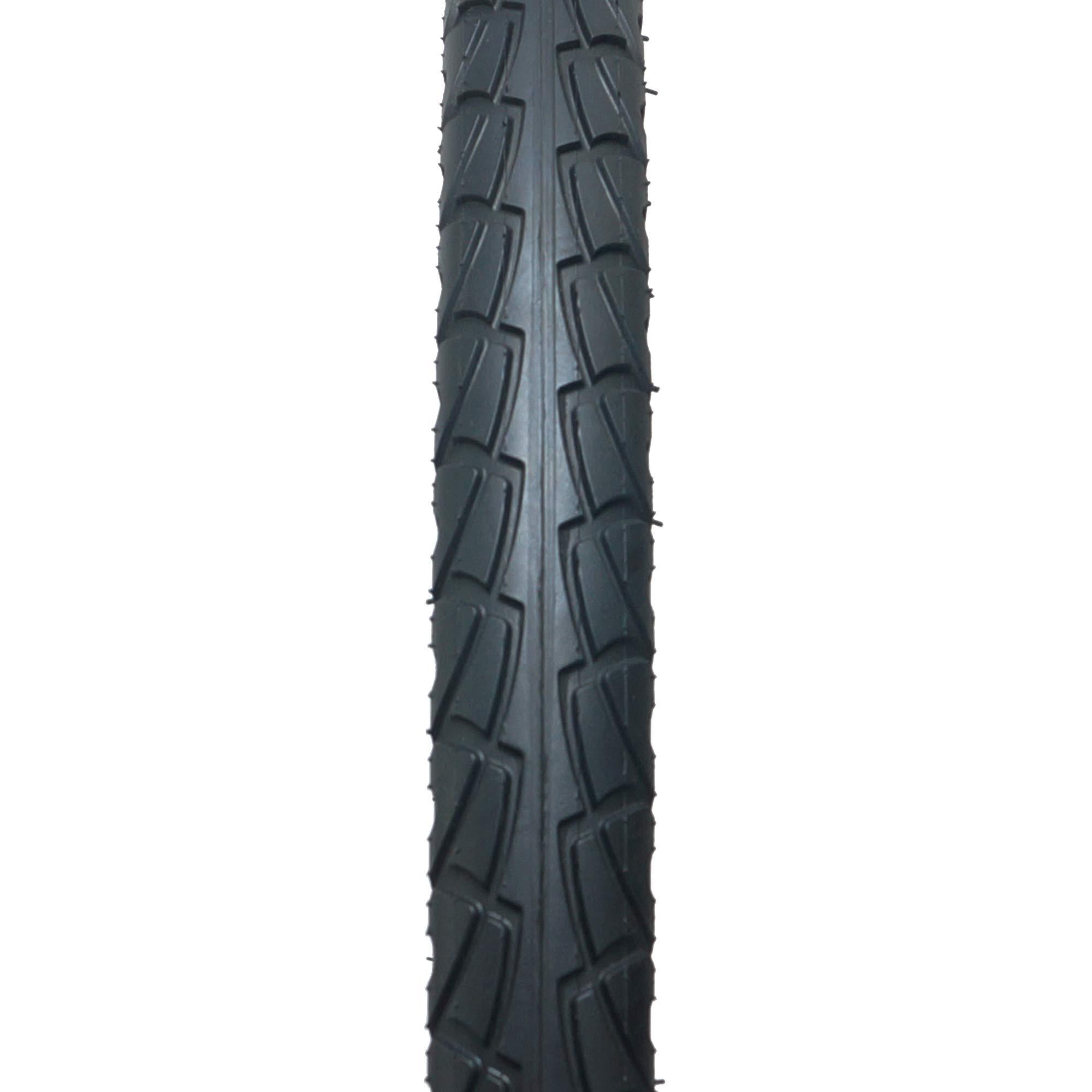 Fincci Par 26 x 2,125 Pulgadas 57-559 Cubiertas para Carretera MTB Montaña Hibrida Bici Bicicleta (Paquete de 2): Amazon.es: Deportes y aire libre