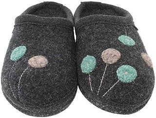 HAFLINGER AS Solvejk Women's Wool Slippers