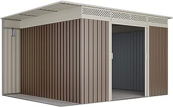 HOGGAR ÖREBRO 8,96 m2 - Caseta de almacenaje - 15 años garantía