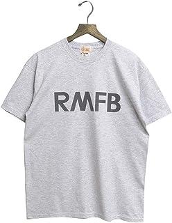 (ロッキーマウンテンフェザーベッド) Rocky Mountain Featherbed『RMFB REFLECTOR ARMY TEE』(GRAY)