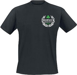 Dropkick Murphys Laurel Männer T-Shirt schwarz