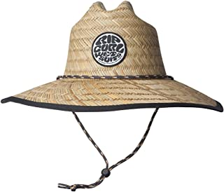 Rip Curl Mens Paradise Straw Lifeguard Sun Hat