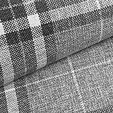 NOVELY® London British Style Kariert 7 Designs Möbelstoff