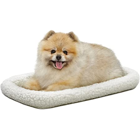 Comfortable Plush Kennel Dogs Pet Litter Deep Sleep PV Cat Litter Sleeping Beds DaySiswong Midwest Deluxe Bolster Pet Bed for Dogs /& Cats