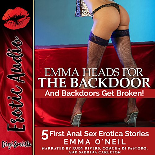 Emma Heads for the Backdoor: And Backdoors Get Broken! audiobook cover art