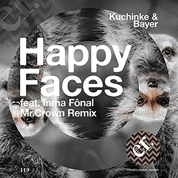 Happy Faces (Mr Crown Remix)