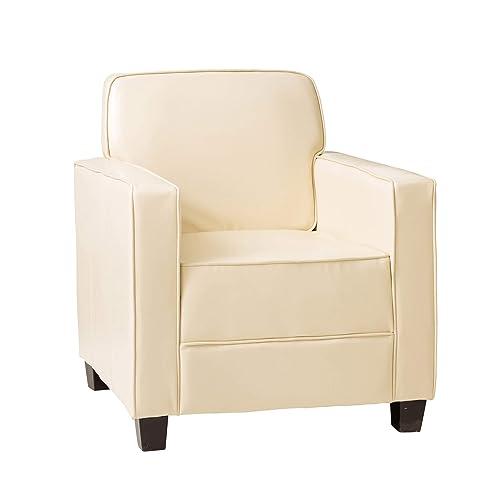 Cream Armchair Amazon Co Uk