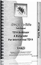 bucyrus erie parts catalog