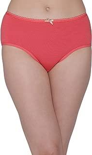 Clovia Women Cotton Mid Waist Hipster Panty